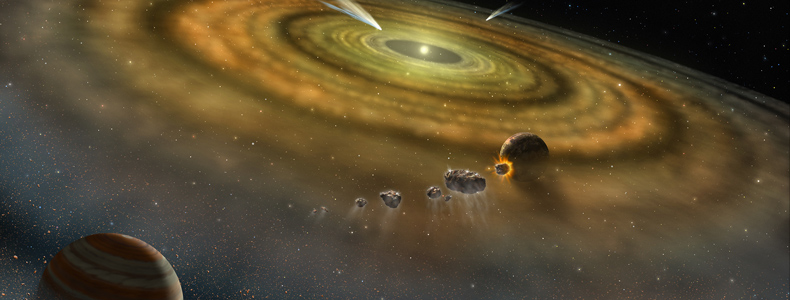 Protostellar Nebula