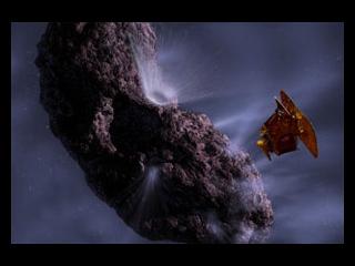 Deep Impact ou comment faire parler une comète…