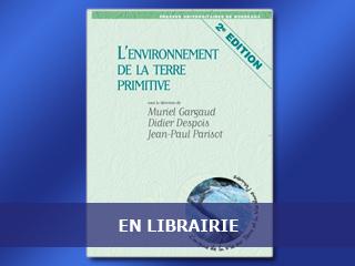 L'Environnement de la Terre Primitive : réédition