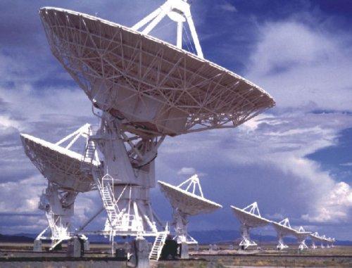 Un ciel désespérément vide – Faut il (déjà) tirer un bilan de SETI ? Vla006_nrao