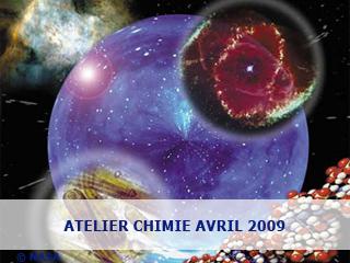 Protégé: Atelier Molécules Interstellaires aux Molécules Prébiotiques