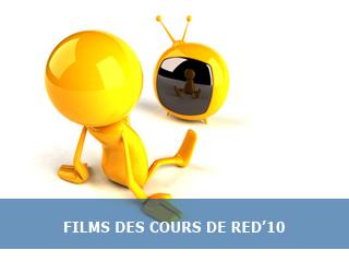 Films des cours des Rencontres Exobiologiques pour Doctorants 2010 (RED'10)
