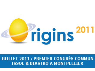 Origins 2011
