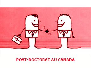 Offre de post-doctorat au Canada