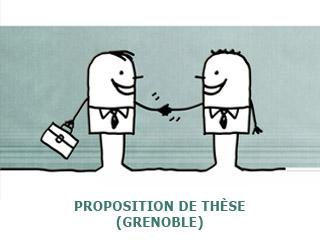 Sujet de thèse avec financement au LPG Grenoble