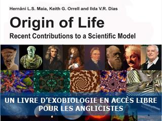 Nouveau livre sur les Origines de la Vie