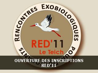Rencontres Exobiologiques pour Doctorants 2011 : il reste des places
