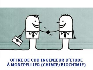 Recrute CDD Ingénieur d'étude 1 an -CNRS