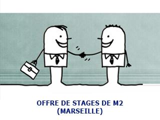 Sujet de stage Master 2 Recherche à Marseille, 2011