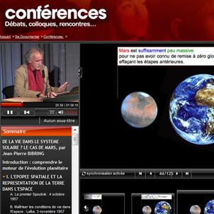 De la vie dans le système solaire : le cas de Mars