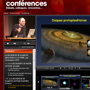 La recherche de planètes analogues à la Terre