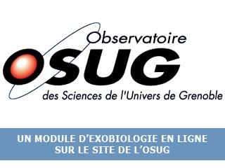 Un module d'exobiologie à Grenoble