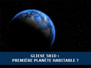 Première exoplanète habitable révélée par des climatologues