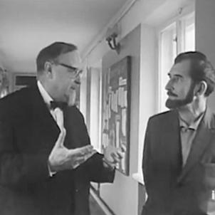 Conversation avec Oparin (1970)