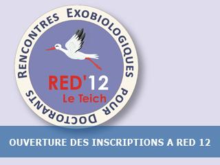 Rencontres Exobiologiques pour Doctorants 2012 : ouverture des inscriptions
