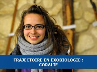 Trajectoire : Coralie Brassé