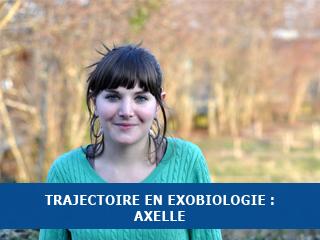 Trajectoire : Axelle Hubert