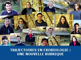 Trajectoires en Exobiologie…