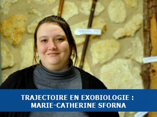 Trajectoire : Marie Catherine Sforna