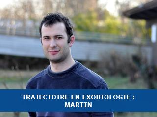 Trajectoire : Martin Fournier