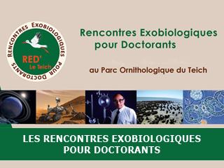 Les Rencontres Exobiologiques pour Doctorants – une école interdisciplinaire pour exobiologistes en devenir