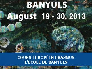 Cours Européen Erasmus d'Exobiologie : l'école de Banyuls