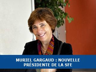 Muriel Gargaud : nouvelle présidente de la Société Française d'Exobiologie