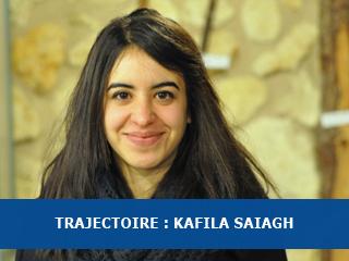 Trajectoire : Kafila Saiagh