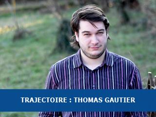 Trajectoire : Thomas Gautier