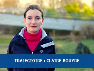 Trajectoire en Exobiologie : Claire Bouyre