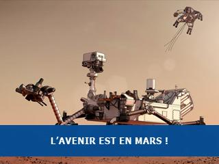 L'avenir est en Mars !