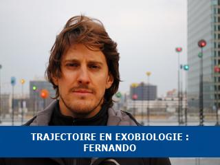 Trajectoire : Fernando Capalbo