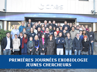 Les premières Journées Exobiologie Jeunes Chercheurs se sont tenues à Paris !