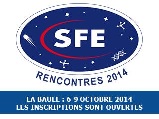 Rencontres SFE 2014
