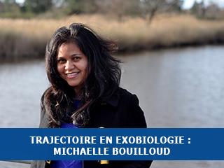 Trajectoire : Michaelle Bouilloud