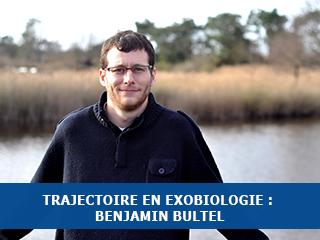 Trajectoire : Benjamin Bultel
