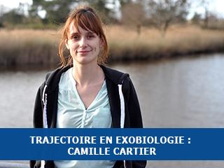 Trajectoire : Camille Cartier