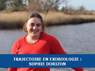 Trajectoire : Sophie Dorizon