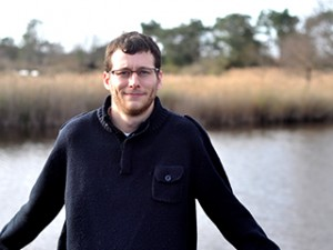 Benjamin Bultel, doctorant au Laboratoire de Géologie de Lyon : Terre, Planètes, Environnement