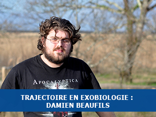 Trajectoire: Damien Beaufils