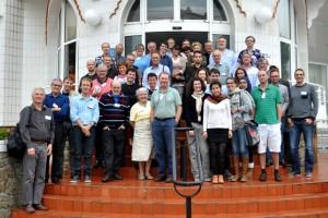 Les participants des rencontres de la Société Française d'Exobiologie 2014