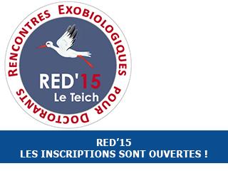 Announcement: Rencontres Exobiologiques pour Doctorants 2015 : les inscriptions sont ouvertes !