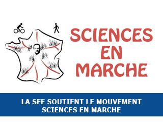 La Société Française d'Exobiologie soutient le mouvement Sciences en Marche