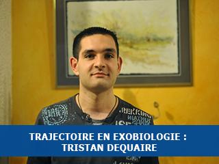 Trajectoire : Tristan Dequaire