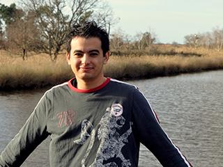 Abdelkrim Toumi, doctorant au PIIM
