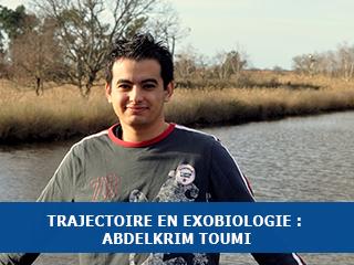 Trajectoire : Abdelkrim Toumi