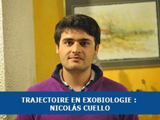 Trajectoire : Nicolás Cuello