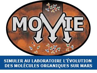 Simuler au laboratoire l'évolution des molécules organiques sur Mars