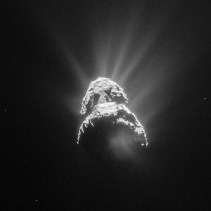 Comète le 28 avril 2015