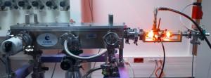 L'experience APSIS au LATMOS pour simuler la photochimie dans l'atmosphere de Titan